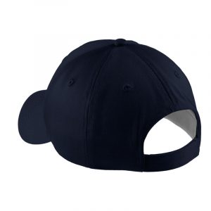 Sunflower Farms Logo Hat back - Navy