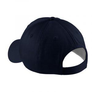Sunflower Farms Logo Hat back - Navy